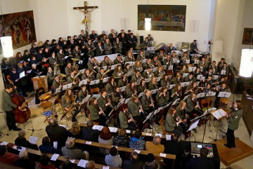 Kirchenkonzert 2016 in Felling